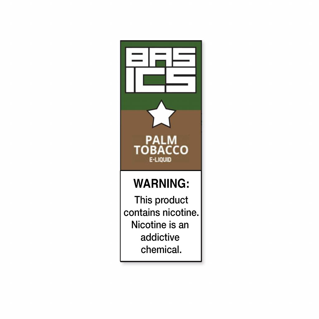 Basics - Pallm Tobacco
