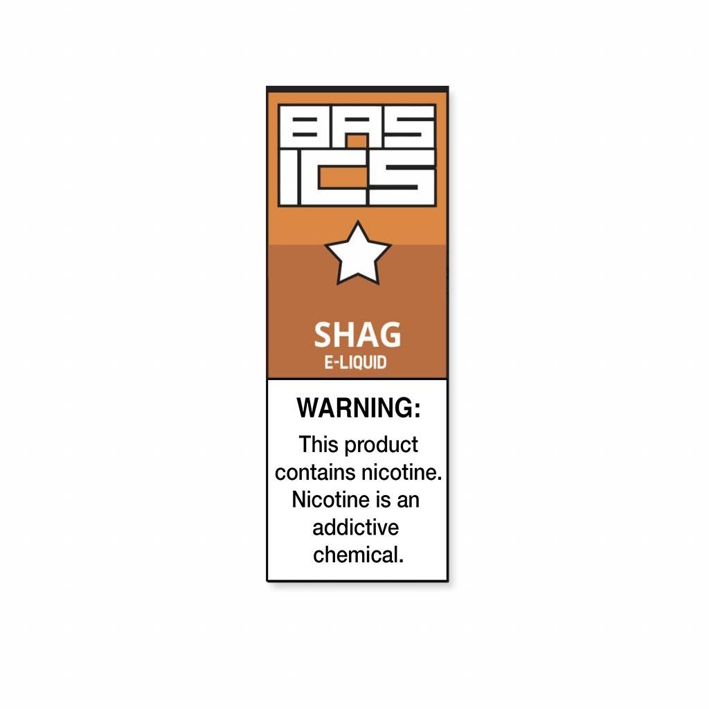Basics - Shag Tobacco