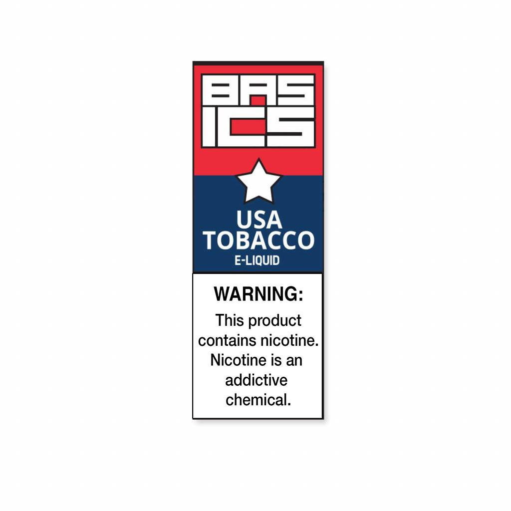 Basics - USA Red Tobacco