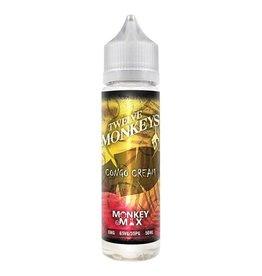 Twelve Monkeys Monkey Mix - Congo Cream