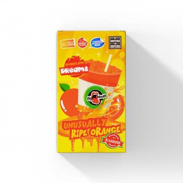 Big Mouth – Unusually Ripe Orange