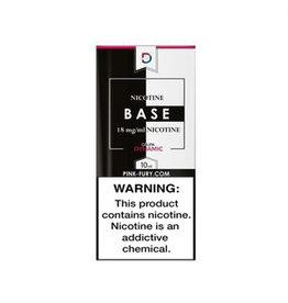 Pink Fury nicotine booster 18mg. nicotine
