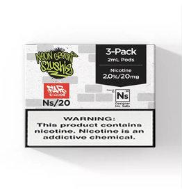 Element - Neon Green Slushie - NS20 POD 3 x 2ML 20MG