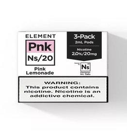 NL - Element - Rosa Limonade - NS20 POD 3 x 2ML 20MG