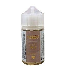 Naked 100 Tobacco | Euro Gold - 50ml