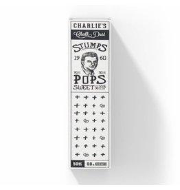 Charlie's Chalk Dust   STUMPS   Pops - 50ml