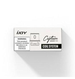 IJOY Captain Mini Coils - 3pcs