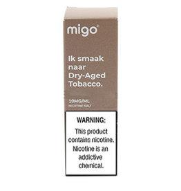Migo - Dry Aged Tobacco (Nic Salt)