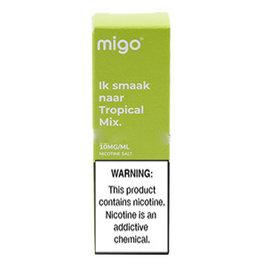 Migo - Tropical Mix (Nic Salt)