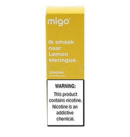 Migo - Zitronenbaiser (Nic Salt)