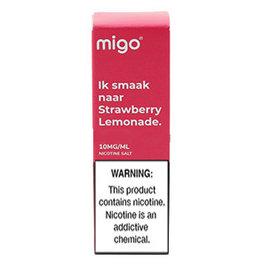Migo - Erdbeerlimonade (Nic Salt)