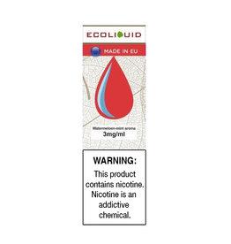 Ecoliquid - Watermeloen & Mint