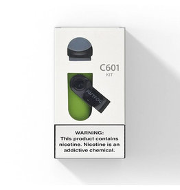 Justfog C601 - 650mAh Pod Startset