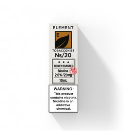 NL - Element - Nic Salze - Honig gerösteter Tabak - Ns / 20MG