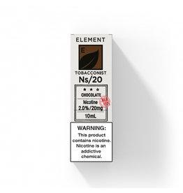 NL - Element - Nic Salze - Schokolade Tabak - Ns / 20MG