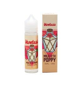 Vapetasia - Milch oder die Mohnblume - 50ml in 60ml