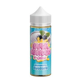 About Loaded - Blueberry Custard 100ml