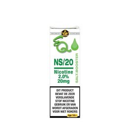 EQ Base NS / 20 Nic-Salze - 20 mg