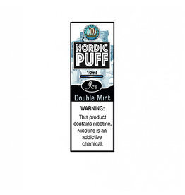 Nordic Puff Ice - Double Mint