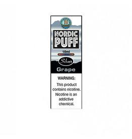 Nordic Puff Silver - Grape