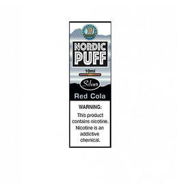 Nordic Puff Silver - Classic Cola
