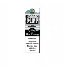Nordic Puff Silver - Rote Energie
