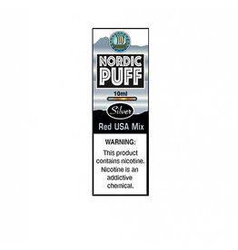 Nordic Puff Silver - Roter USA Mix
