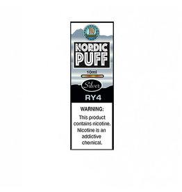 Nordic Puff Silver - RY4 Tobacco