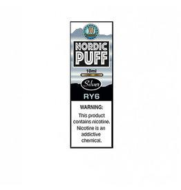 Nordic Puff Silver - RY6 Tobacco
