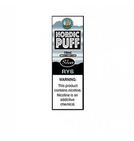 Nordic Puff Silver - RY6