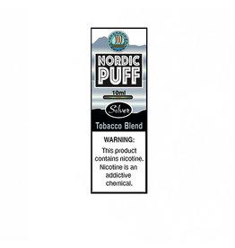 "Nordic Puff Silver - Shag ""Tobacco Blend"""