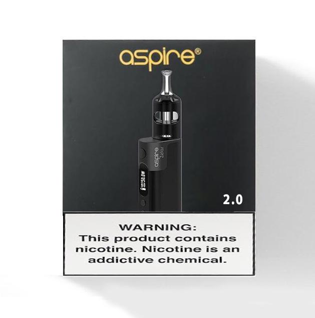 Aspire Zelos 2.0 Starter Set - 2500mAh