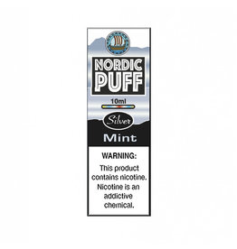 Nordic Puff Silver - Mint