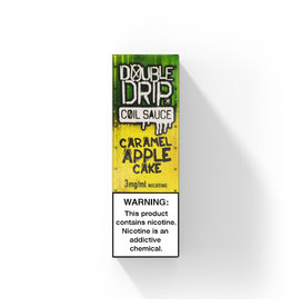 Double Drip - Caramel Apple Cake (High VG)
