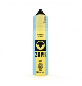 ZAP! Saft - Vanille Cola 50ml