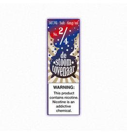 Steam Wizard - English Blend Tobacco (Nic Salt)