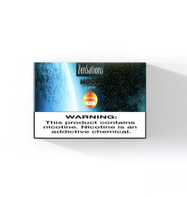 Zensations Moon Pods - Watermelon - 5 Pcs