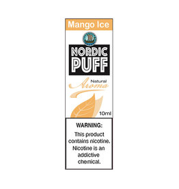 Nordic Puff Aroma - Mango Ice