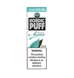 Nordic Puff Aroma - Iced USA Mix