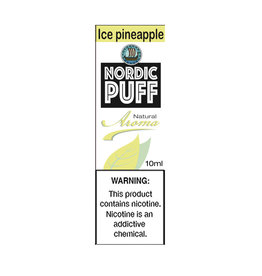 Nordic Puff Aroma - Ice pineapple
