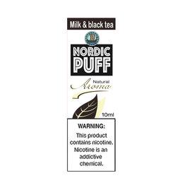 Nordic Puff Aroma - Milch und schwarzer Tee