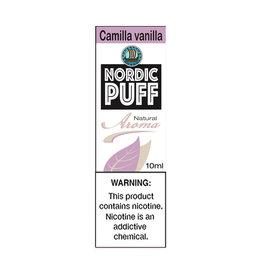 Nordic Puff Aroma - Camillia und Vanille
