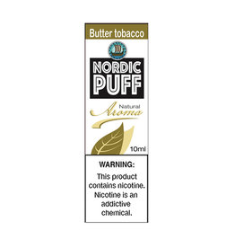 Nordic Puff Aroma - Butter tobacco
