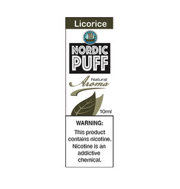 Nordic Puff Aroma - Licorice