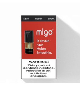 Migo Pods - Melon Smoothie - 2Pcs