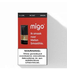 Migo Pods - Melonen Smoothie - 2St