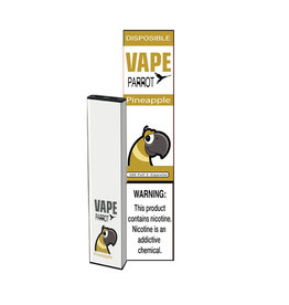Parrot Vape Disposable - Pineapple - 380Puff