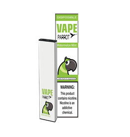 Parrot Vape Disposable - Watermelon Mint - 380Puff