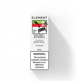 Element - Grüner Apfel + Kiwi Redberry