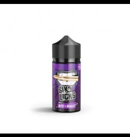 Six Licks - Bite The Bullet - 50ML